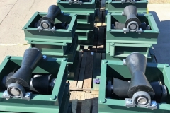 Channel Roller Stands