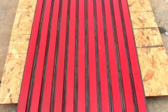 Red Rack strips